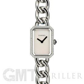 CHANEL シャネル プルミエール H3253 ホワイト 16×22mm 新品レディース 腕時計 送料無料