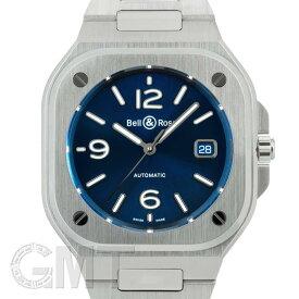 【2019年新作】ベル&ロス BR05 ブルースティール BR05A-BLU-ST/SST BELL & ROSS 新品メンズ 腕時計 送料無料