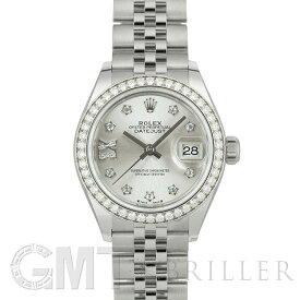 ロレックス デイトジャスト 279384RBR シルバー ジュビリーブレス ROLEX 新品レディース 腕時計 送料無料