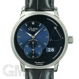 グラスヒュッテ オリジナル パノリザーブ ブルー1-65-01-26-12-35※ GLASHUTTE ORIGINAL 新品メンズ 腕時計 送料無料