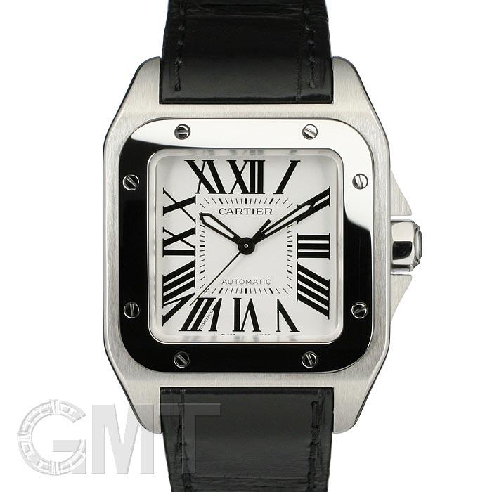 CARTIER カルティエ サントス 100 MM W20106X8 【新品】【腕時計】【メンズ】 【送料無料】 【あす楽_年中無休】
