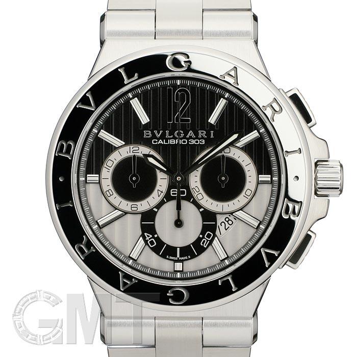 ブルガリ ディアゴノ カリブロ 303 DG42BSSDCH BVLGARI 【新品】【メンズ】 【腕時計】 【送料無料】 【あす楽_年中無休】