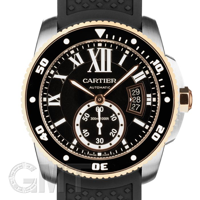 CARTIER カルティエ カリブル ドゥ カルティエ ダイバー W7100055 【新品】【腕時計】【メンズ】 【送料無料】 【あす楽_年中無休】