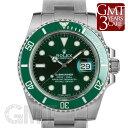 ロレックス サブマリーナー デイト 116610LV グリーン ROLEX 【中古】【メンズ】 【腕時計】 【送料無料】 【あす楽_…