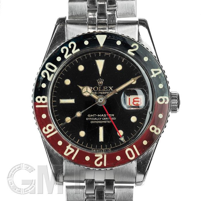 ロレックス GMTマスター Ref.6542 1stモデル ベークライトベゼル ROLEX 【中古】【メンズ】 【腕時計】 【送料無料】 【あす楽_年中無休】