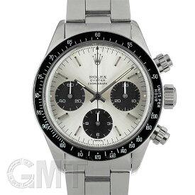 ロレックス デイトナ 6263 シルバー デイトナ表記無し MK1 ローレター ROLEX 中古メンズ 腕時計 送料無料