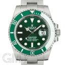 ロレックス サブマリーナー デイト 116610LV ROLEX 中古メンズ 腕時計 送料無料