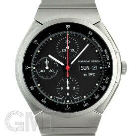 ポルシェデザイン by IWC クロノグラフ 11021 中古メンズ 腕時計 送料無料