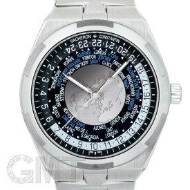 ヴァシュロンコンスタンタン オーヴァーシーズ ワールドタイム ブルー 7700V/110A-B172 VACHERON CONSTANTIN 未使用品メンズ 腕時計 送料無料