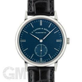 ランゲ&ゾーネ サクソニア ブルー・シリーズ 219.028 中古メンズ 腕時計 送料無料