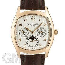 パテック・フィリップ グランド コンプリケーション パーペチュアルカレンダー 5940R-001 PATEK PHILIPPE 中古メンズ 腕時計 送料無料