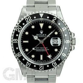 ロレックス GMTマスター 16700 ブラック N番 ROLEX 中古メンズ 腕時計 送料無料