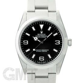 エクスプローラーI 114270 F番 ROLEX 中古メンズ 腕時計 送料無料