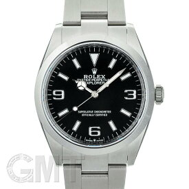 ロレックス エクスプローラー I 124270【2021年新作】 ROLEX 中古メンズ 腕時計 送料無料