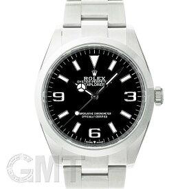 ロレックス エクスプローラーI 124270 ランダムシリアル ROLEX 未使用品メンズ 腕時計 送料無料