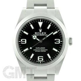 ロレックス エクスプローラーI 214270 新型ダイヤル ROLEX 中古メンズ 腕時計 送料無料