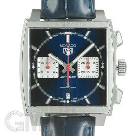 タグホイヤー モナコ キャリバー ホイヤー02 クロノグラフ CBL2111.FC6453 TAG HEUER 中古メンズ 腕時計 送料無料