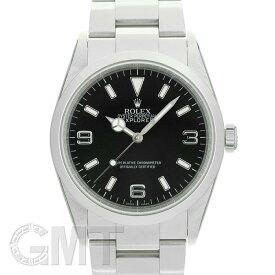 ロレックス エクスプローラーI 114270 Z品番 ROLEX 中古メンズ 腕時計 送料無料