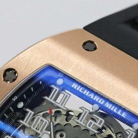 リシャール ミル オートマティック オーバーサイズデイト RM029 RICHARD MILLE 中古メンズ 腕時計 送料無料