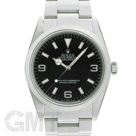 ロレックス エクスプローラーI 114270 V番 ROLEX 中古メンズ 腕時計 送料無料