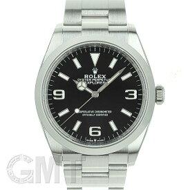 ロレックス エクスプローラーI 124270 ランダム ROLEX 中古メンズ 腕時計 送料無料