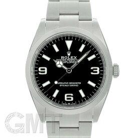 ロレックス エクスプローラーI 124270 【2021年新作】ランダムシリアル ROLEX 未使用品メンズ 腕時計 送料無料