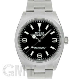 ロレックス エクスプローラーI 124270【2021年新作】 ROLEX 中古メンズ 腕時計 送料無料