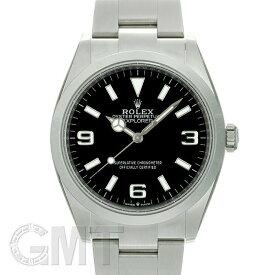 ロレックス エクスプローラーI 124270【2021年新作】 ROLEX 未使用品メンズ 腕時計 送料無料