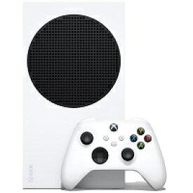 【新品】マイクロソフト Xbox Series S RRS-00015