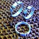 ゾウの毛リングW恋のお守り指輪 恋愛運幸運引寄せ叶うシルバーリング|タイの魔法ペアお守りバレンタインにアクセサリー ぞうの毛指輪 …