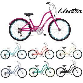 ELECTRA TOWNIE ORIGINAL 7D EQ LADIES エレクトラビーチクルーザー レディース 26インチ 自転車