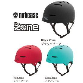【送料無料】NUTCASE HELMET THE ZONE / ナットケースヘルメット ゾーン [S/M/L] 自転車用 メンズ レディース