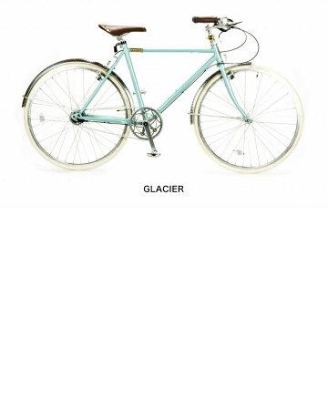 BURLINGTON650Ci5ホリゾンタル500mm内装5段ギアバーリントンノースウェストバイクロードバイク自転車グロスブラック/カッパー