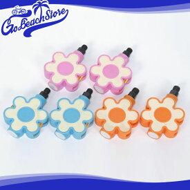 RAINBOW PRODUCTS/フラワーペダル ブルー / ピンク / オレンジ 9/16サイズ 1/2サイズ