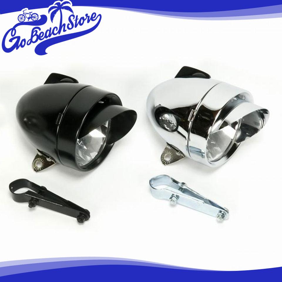 RAINBOW PRODUCTS/レインボウプロダクツ RHL-2砲弾型LEDライト ブラック/シルバー