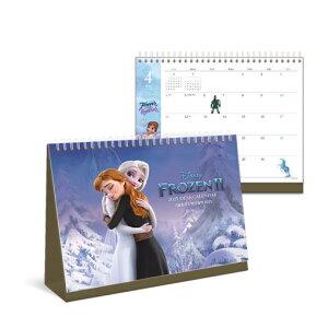 ディズニーアナと雪の女王2卓上カレンダー2021 ★海外正規品★