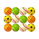 スポーツボールグミ 3袋セット (18gx12個)