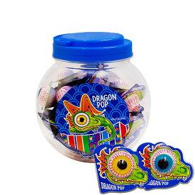 【1箱】ドラゴンポップ グミ 40個入り | 目玉 グミ