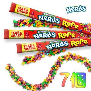 Nerds Rope ナーズロープ レインボー =7個= | ネスレ (NESTLE)