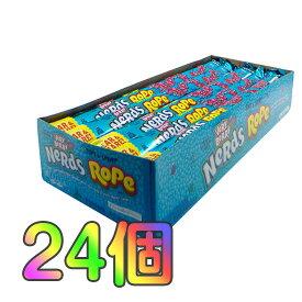 【1箱】 Nerds Rope ナーズロープ ベリーベリー =24個= | NESTLE (ネスレ)