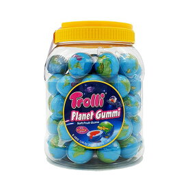 【大容量-61個】トローリ 地球グミ 61個(1ボトル) 海外コストコ正規品 / TROLLI PLANET GUMMI