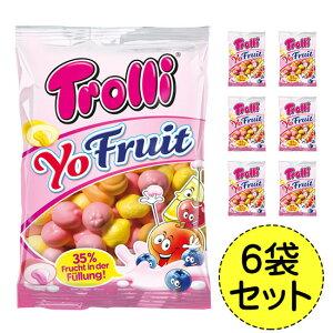 【1箱】トローリ ヨーフルーツグミ 900g (150g x 6袋セット)