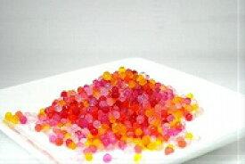 海の宝石 海藻ビーズ5色ミックス【海藻 宝石 プチプチ ダイエット 糖質 健康 冷蔵商品10000円以上で送料無料 あす楽対応】