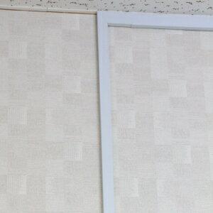 壁美人配線モール1m(白)【CC1MW】【ネコポス非応】【若林製作所】[ホワイト/壁をキズつけない/壁に穴を開けない/簡単設置/取り外し自由自在/パソコンLANコード配線コード]