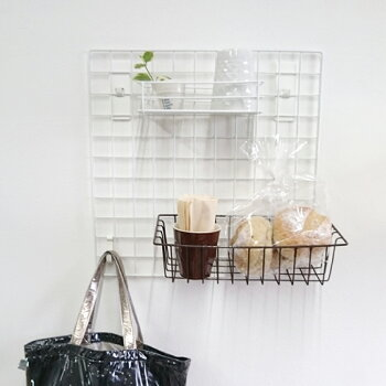 耐荷重6kg壁美人石膏ボード用固定金具P-4金具セット白(2枚)P-4Shw日本製金具壁面収納飾り棚時計ミラー鏡空間利用壁美人金具