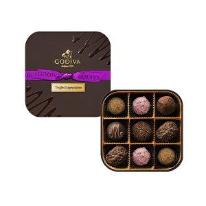 父の日 ギフト お返し チョコレート ゴディバ (GODIVA)レジェンデールトリュフ 9粒入