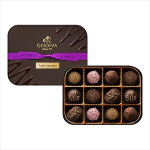 父の日 ギフト お返し チョコレート ゴディバ (GODIVA)レジェンデールトリュフ 12粒入