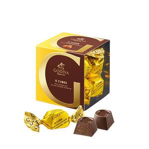 お中元 サマーギフト お返し お祝い チョコレート ゴディバ (GODIVA) G キューブ ミルク ソルテッドキャラメル 5粒入