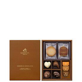 ゴディバ (GODIVA) クッキー&チョコレート アソートメント 4枚+7粒
