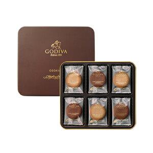 お中元 サマーギフト お返し お祝い チョコレート ゴディバ (GODIVA) クッキーアソート 18枚入